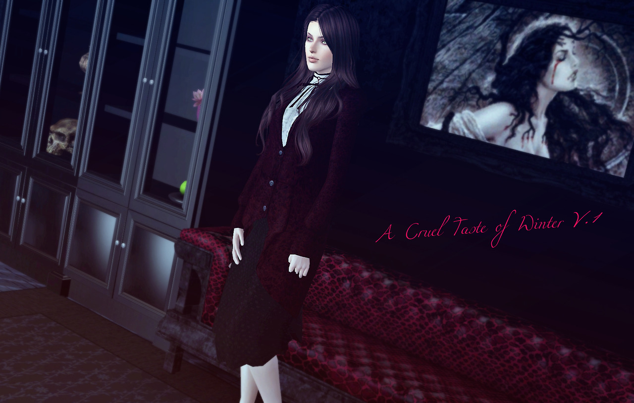 Cruel Taste of Winter Outfit by Bring Me Victory