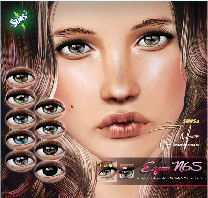 Eyes N65 by Tifa
