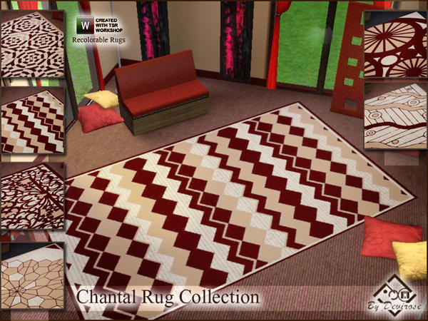 Chantal Rug Collection by Devirose