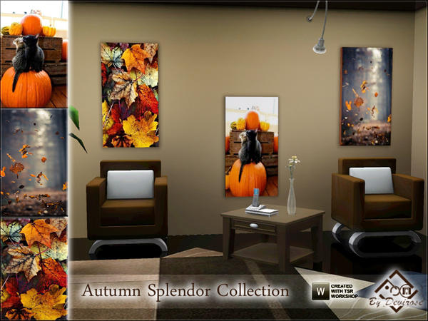 Autumn Splendor Collection by Devirose