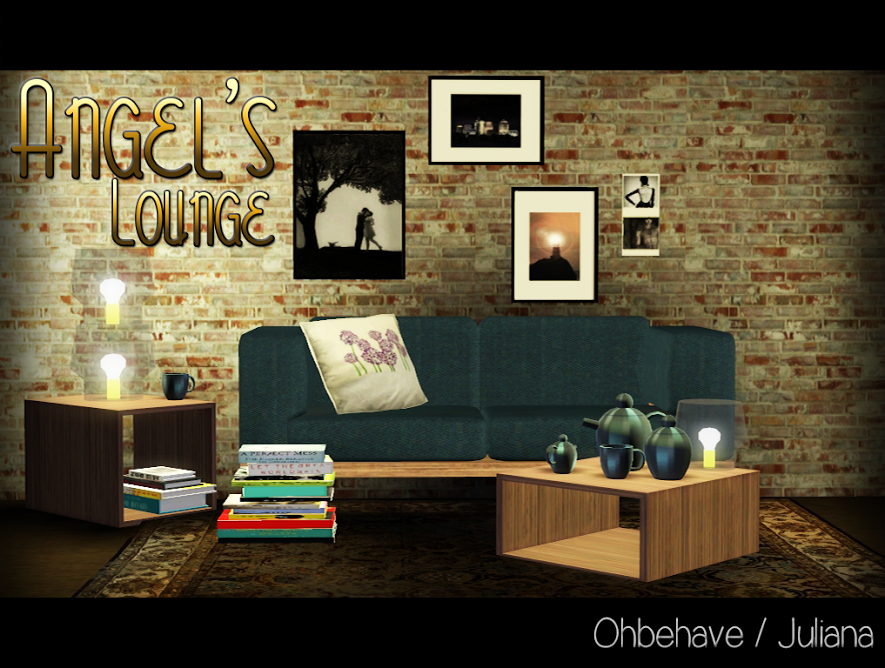 Angels Lounge by Juliana