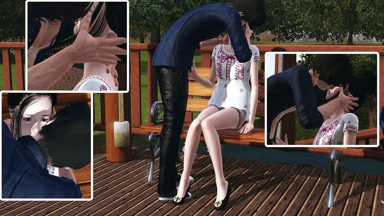 Random Couple Pose Pack Part 2 by Eunsims