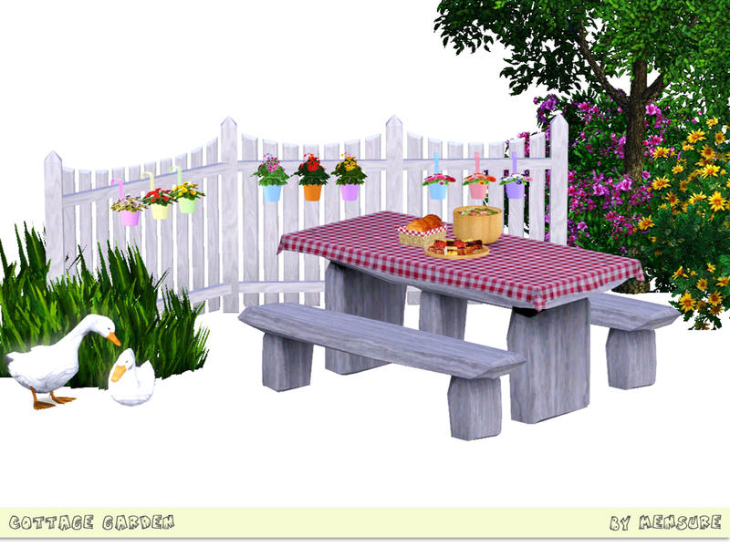 Cottage Garden_Add-ons by mensure