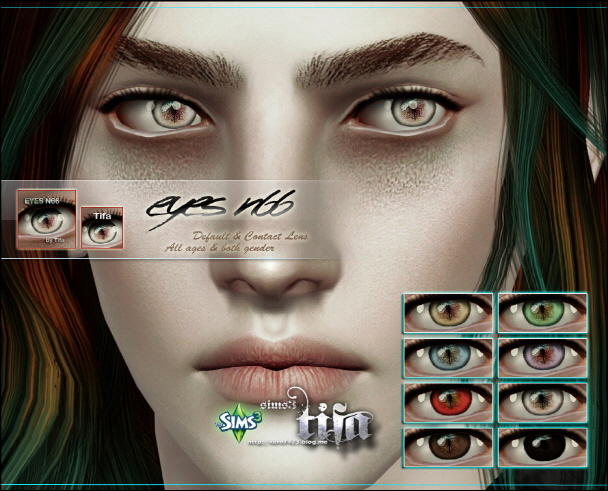 Eyes N66 by Tifa