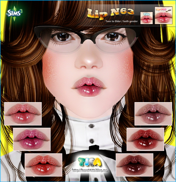 Lip N63 by Tifa