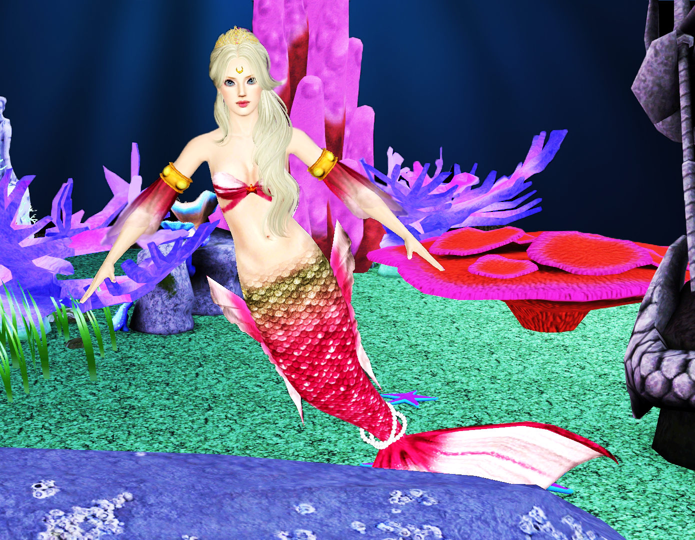 The sims 3 mermaid tail download hentai cute whore