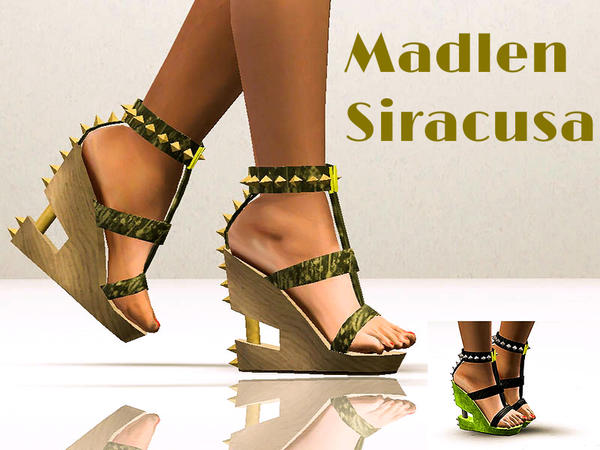 Madlen Siracusa Shoes by MJ95