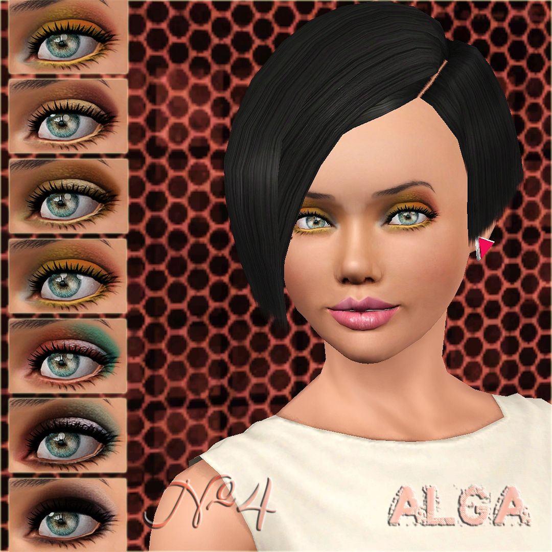 Eyeshadow #4 by AlgA