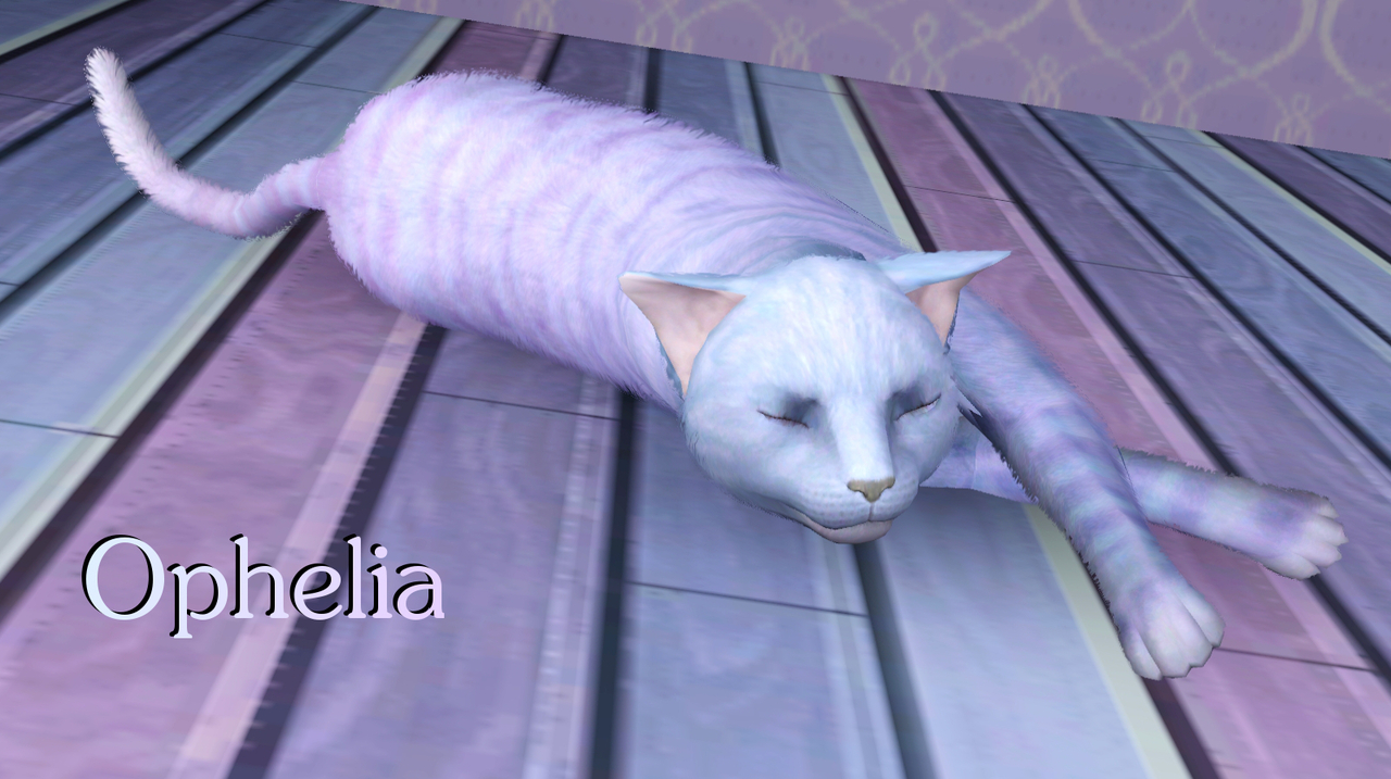 Ophelia by Catlover