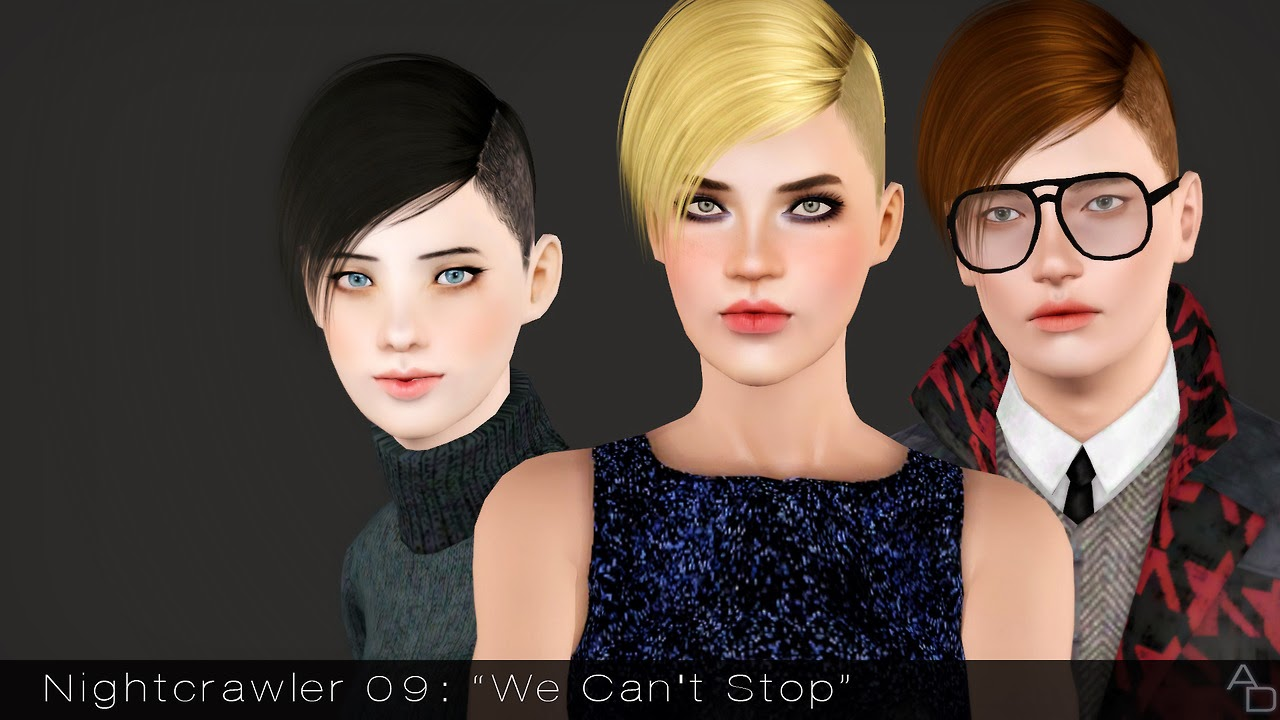 Nightcrawler We Cant Stop Retextures by DaeDaeSung