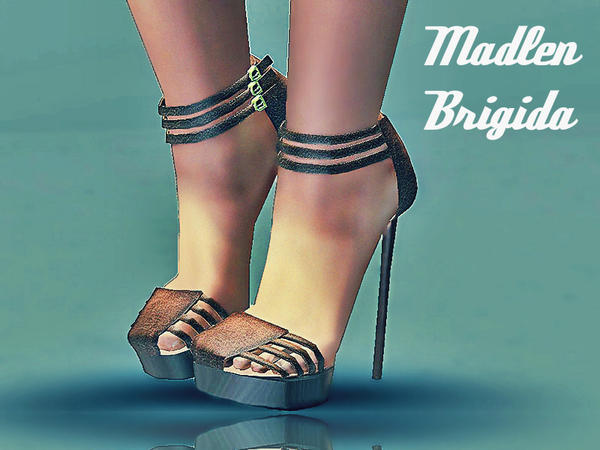 Madlen Brigida Shoes by MJ95