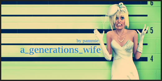Generations Wife Pose от Pammie