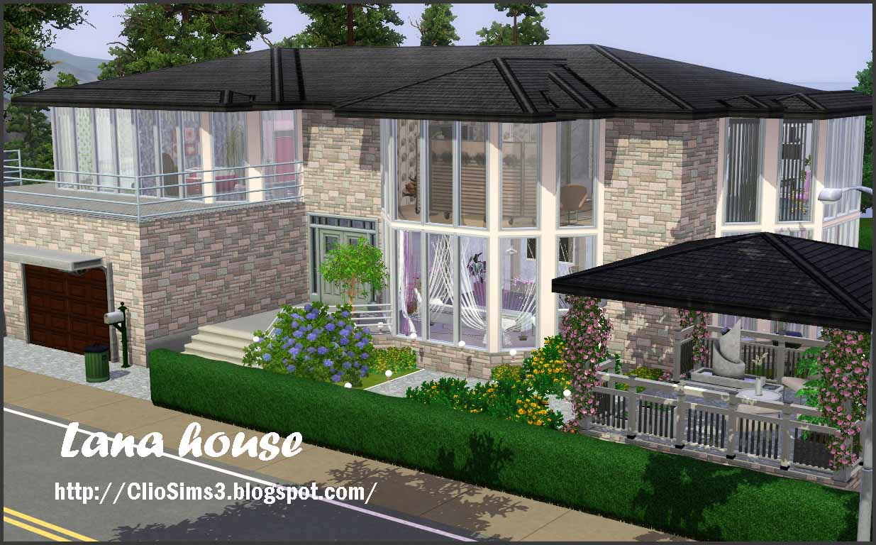 Lana house by Clio
