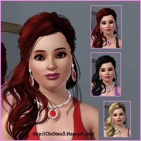 Necklace Allice by Clio