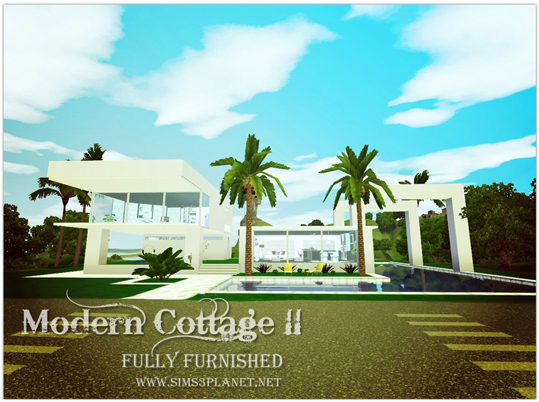 Modern cottage II by Torri