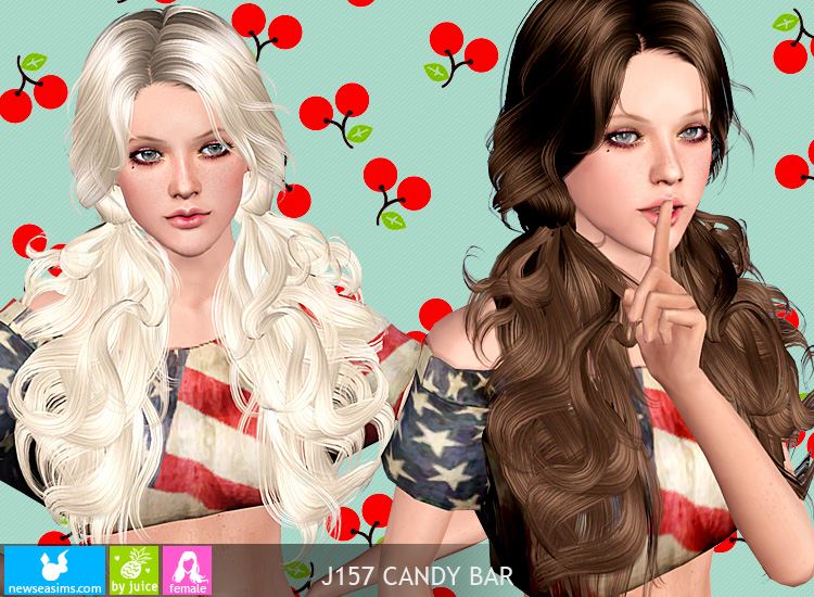 J157 CANDY BAR by Newsea