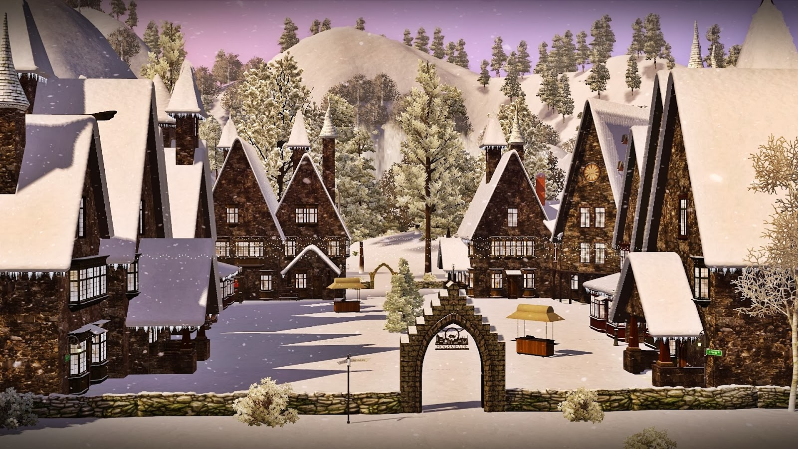 Hogsmeade - Resort by Frau Engel