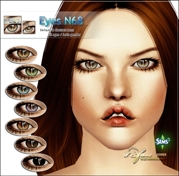 Eyes N68 by Tifa