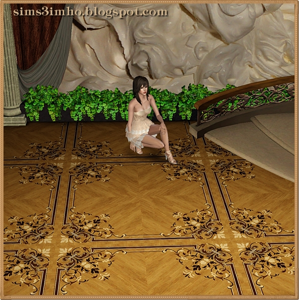 25 Patterns Decorative Parquet 2 by IMHO