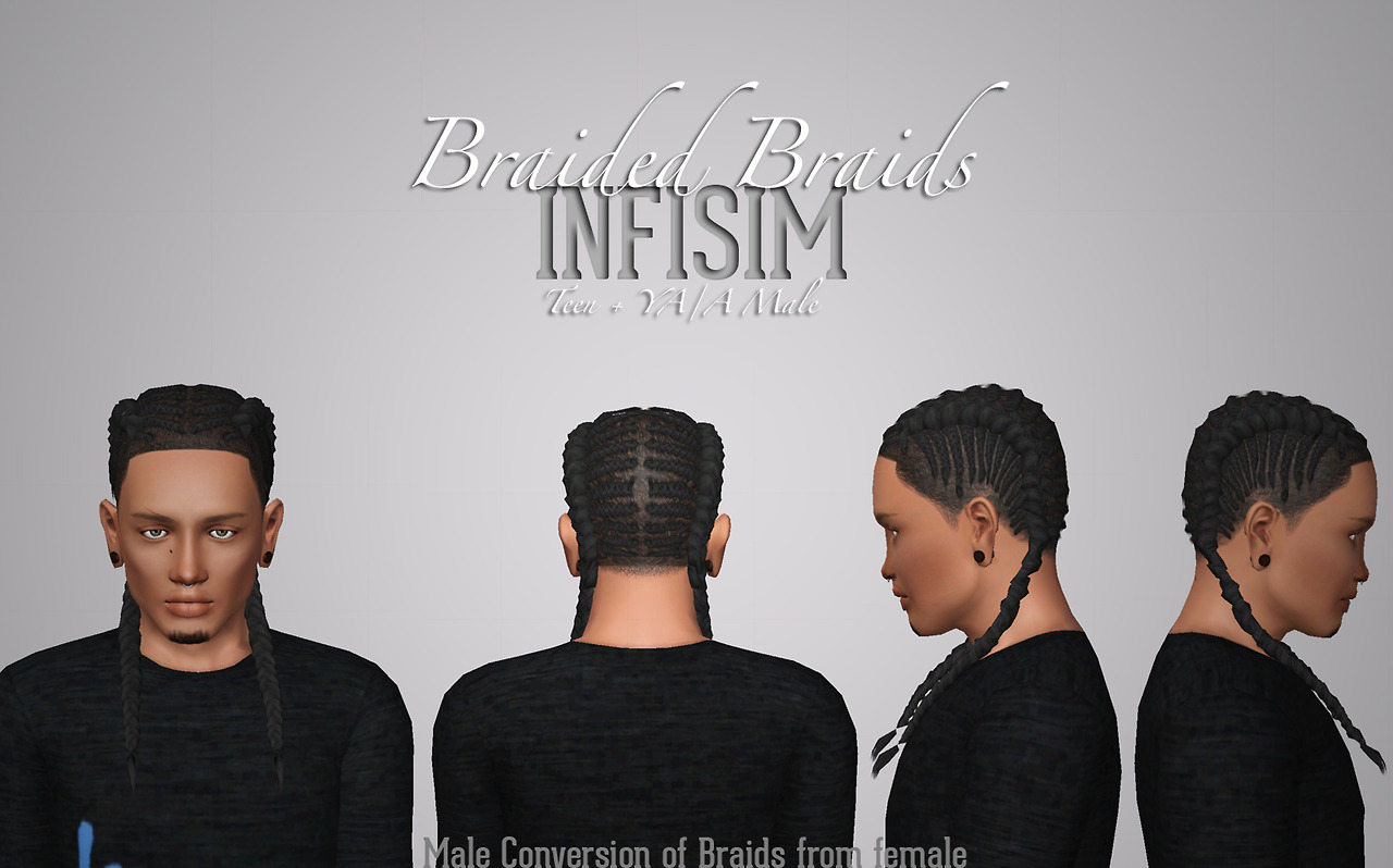 Braided Braids for Males by Infisim