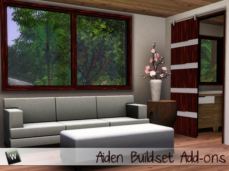 Aiden Buildset Add ons by Angela