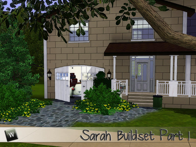 Sarah Buildset Part 1 by Angela