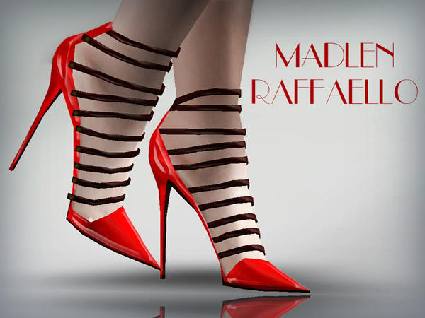 Madlen Raffaello Shoes by MJ95