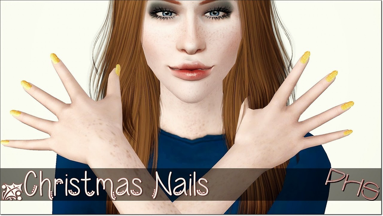 Christmas Nails by Jassi