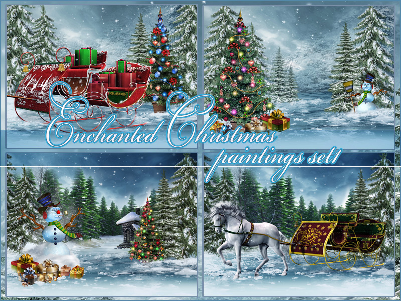 Enchanted Christmas by Torri