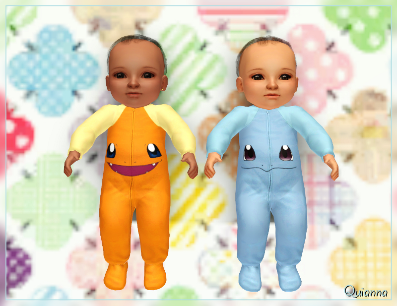 Pokmon Onesies (for babies) by Quianna