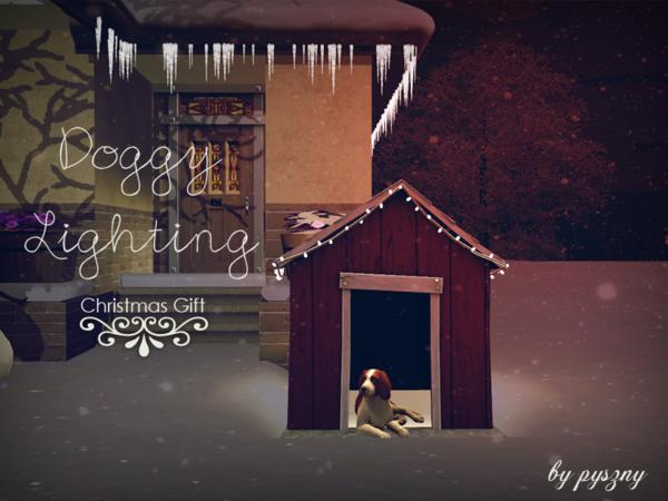 Doggy Lighting Christmas Gift Vol 1 by pyszny16