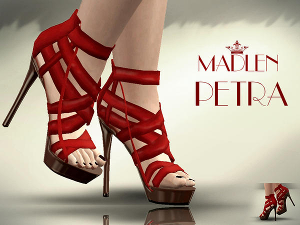 Madlen Petra Shoes(GIFT) by MJ95