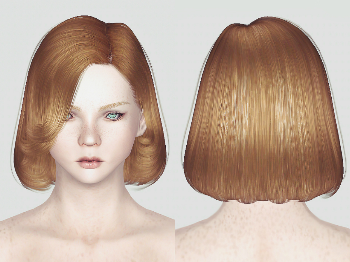 Alesso Shell Retexture by Momosims