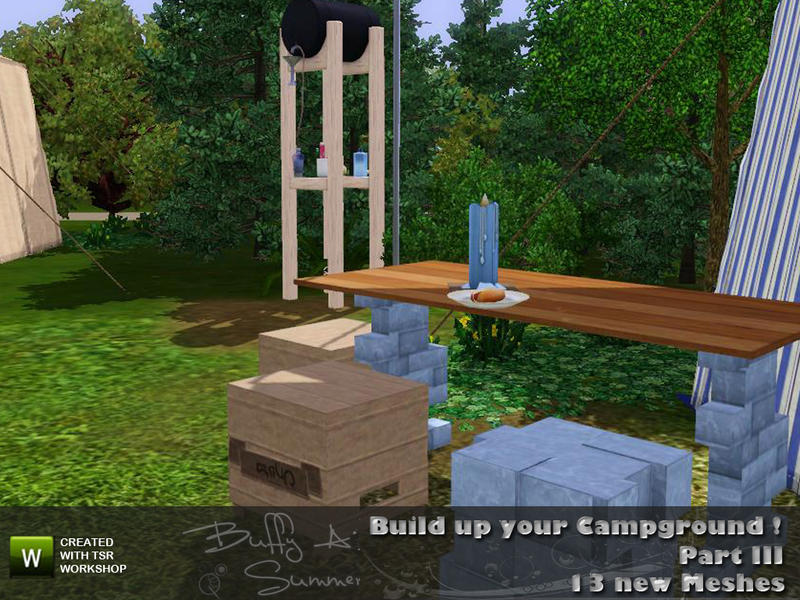 Build up your Campground (Part III) by BuffSumm