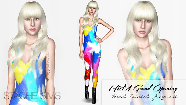 H&M Jumpsuit by Angel Lilmonster