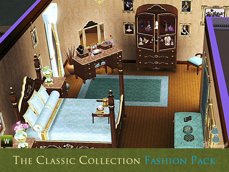 Classics Collection Fashion Pack by Cashcraft