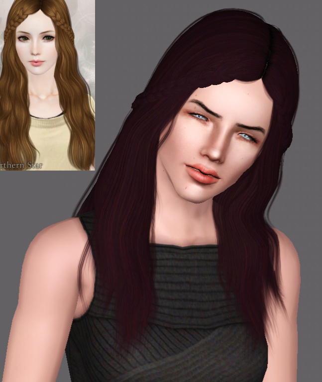 Cazy Northern Star Edit/Retextures by Nigalkins