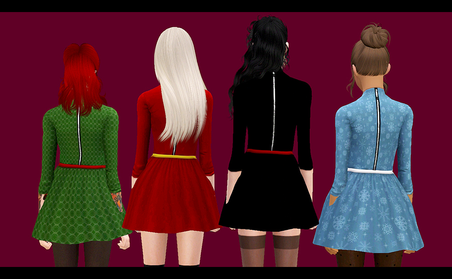 Holiday Dresses by Bilo
