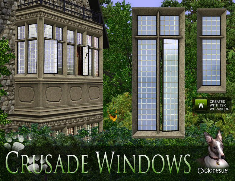 Crusade Windows and Doors by Cyclonesue