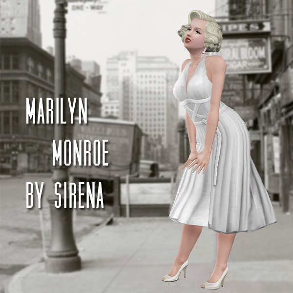 Marilyn Monroe by Sirena