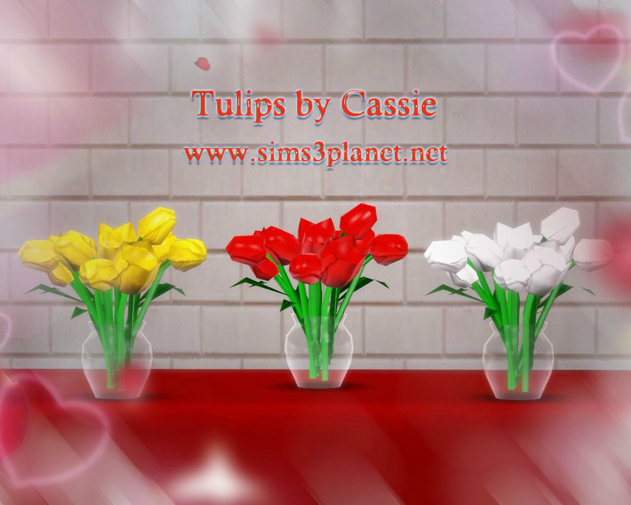 Tulips conversion by Cassie