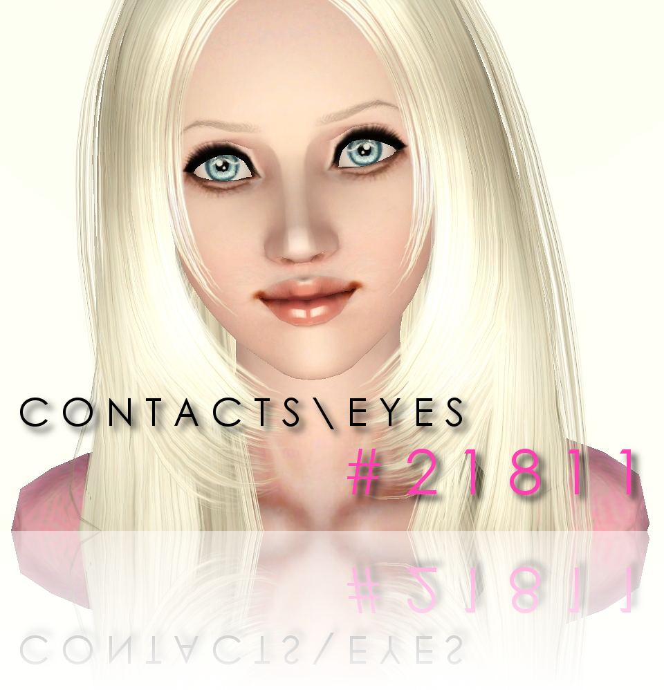Contacts Eyes by Evie