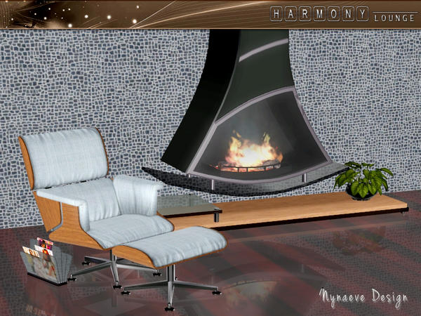 Harmony Lounge by NynaeveDesign