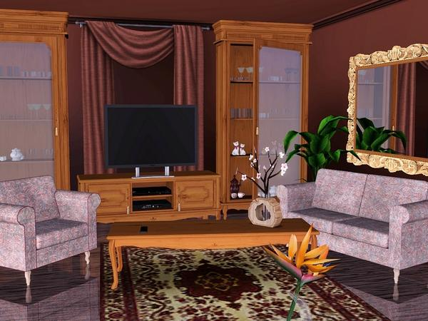 Carissa Living Room by Flovv