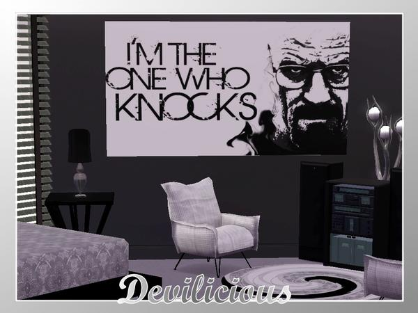 Breaking Bad: I'm the one who knocks! by Devilicious
