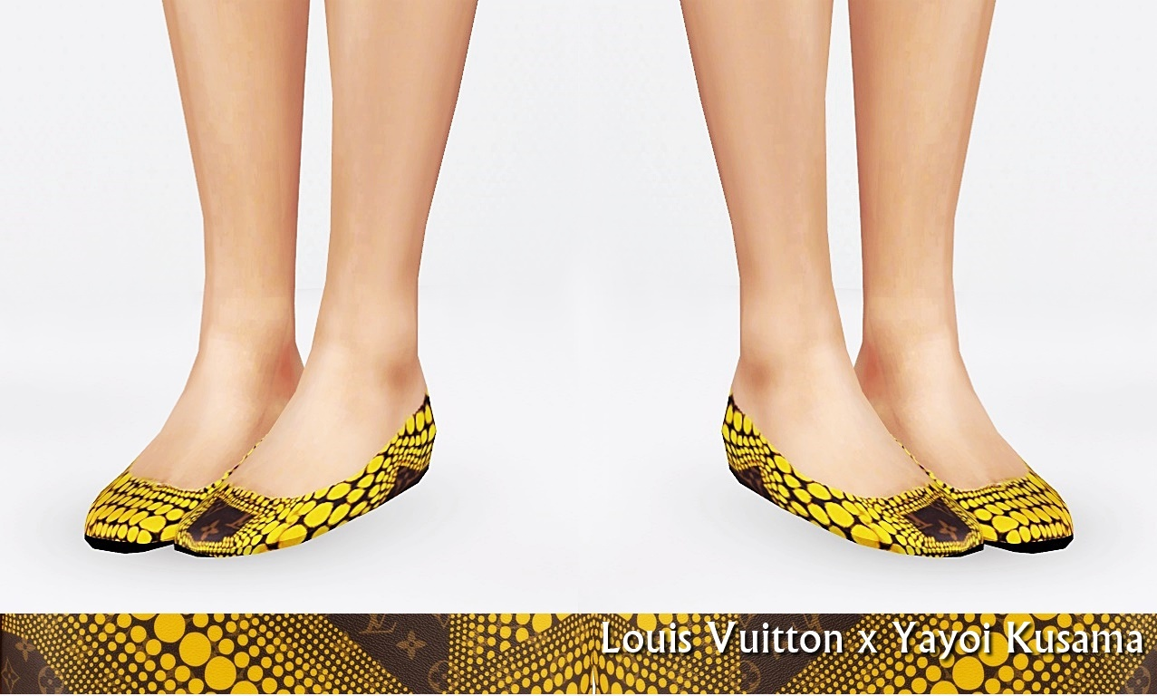 Flat Shoes by ArtSims
