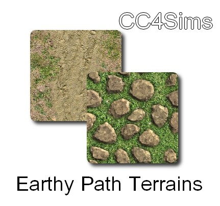 Earthy Path Terrains by Christine