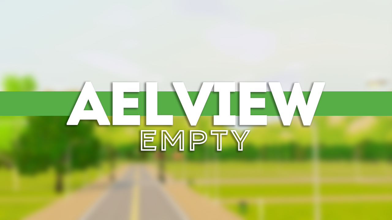 Aleview Empty World by Emperorsims