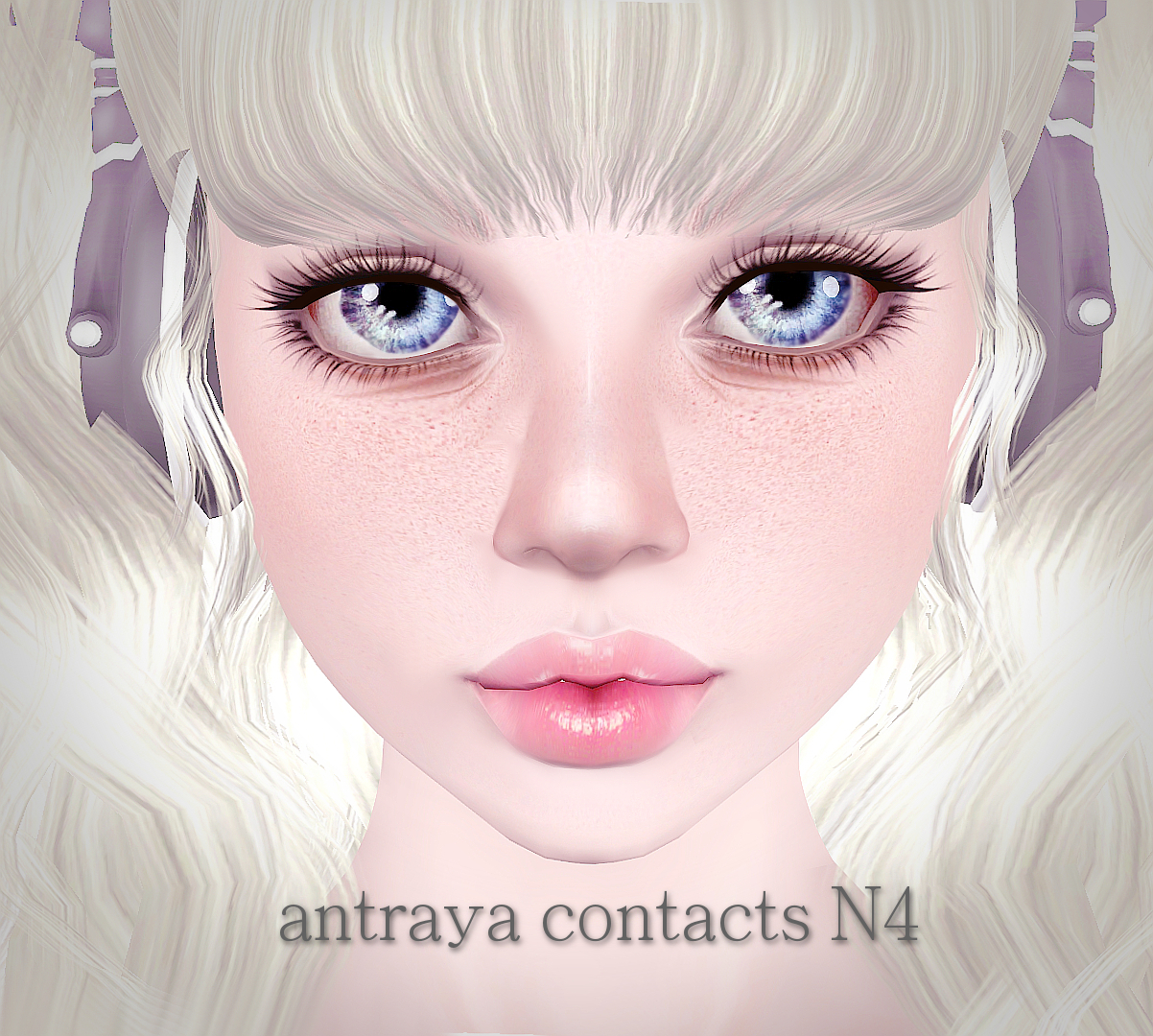 Contact lenses N4 by antraya