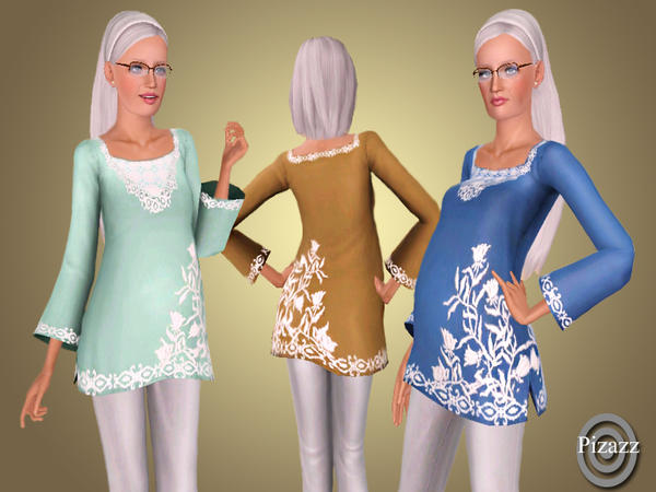 Casual Tunic - Elder by pizazz
